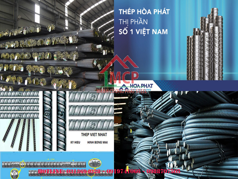 Price list of steel in Ho Chi Minh City in May 2020